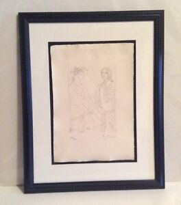 Picasso Limited Ed Lithograph 278300 1881-1973 2112