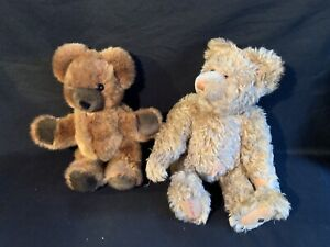 Sigikid FAO Schwarz Bear Curly Blond Mohair Growler 25th Anniversary Lot Tipped $64.99