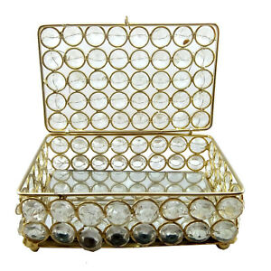 Home Decor Fine Art antique makeups Home jewelry box gift item Free Shipping