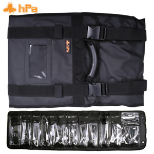 HPA FAMOUS TACKLELURE & POPPER CARRY BAG POPPERSTORE BLACK