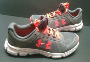 Girls Size 44.556 Sneakers UNDER ARMOUR 3000148 UA GGS RAVE 2 Youth Running
