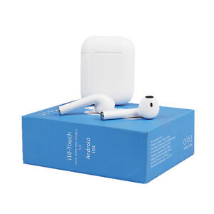 Touch-Controlling Wireless EarbudsOutdoor Portable Mini Bluetooth Headset