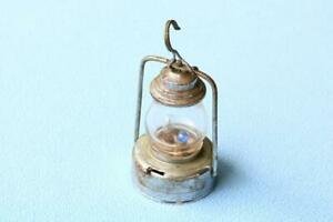 Vintage Electrical Lamp Light Small Camping Style Battery Operated STEAM Neat BC