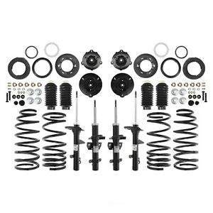Air Spring to Coil Spring Conversion Kit Front Rear Unity fits 1988 Continental
