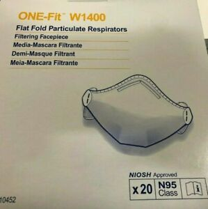 N95 Particulate Filtering Face Respirator  260000 Masks Wholesale Lot