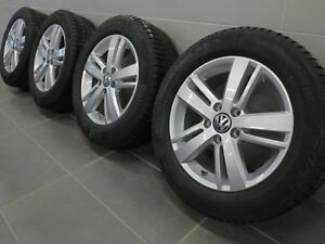 16 Inch Winter Wheels Original VW Touran 5T1 Stratfort Design 5K0601025AM (C96)