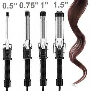 CURLING IRON Conair Instant Heat Women Styling Professional Beauty Hair Curler