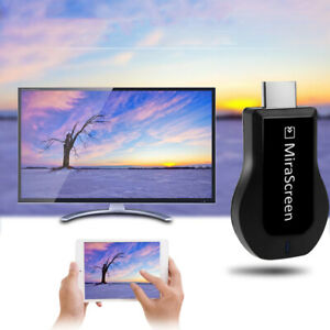 1080P HD MiraScreen WiFi Display Receiver TV Dongle Airplay Miracast HDMI A5P0S