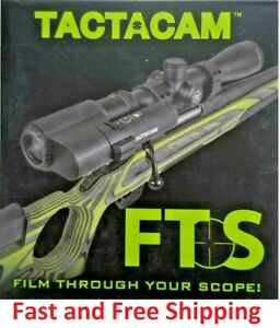 Tactacam FTS Film-Through-Scope Camera & Scope Adapter FTS