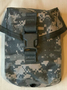US Military Issue SEKRI MOLLE IFAK Case First Aid Kit Pouch ACU NEW W supplies