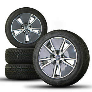 Audi 17 inch rims A4 B9 8W Aero Design aluminum rims winter tires new winter