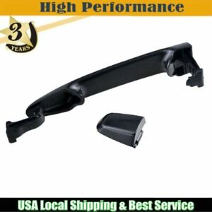 NEW Outer Door Handle for 04-10 Toyota Sienna Rear LH or RH Sliding Dr Primed