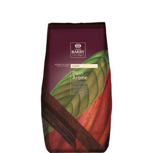 Cacao Barry Plein Arôme 100% Cocoa Powder