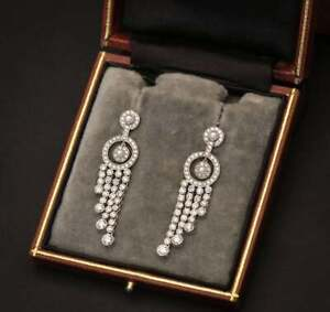 925 Silver Pretty & Playful Move and Catch The Light As Your Head Moves Earrings