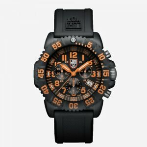 Luminox Men's Watch Chrono XS.3089 Navy Seal Colormark