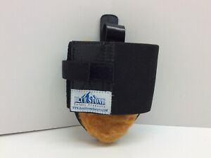 Blue Stone Safety Undercover Ankle Holster Black
