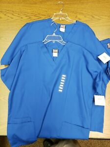 Cherokee Work wear Scrubs LOT OF 2 New With Tags Size XL