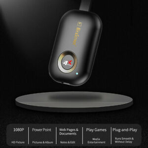 G9Plus 1080P MiraScreen DLNA Miracast Airplay Mirroring WiFi Display Receiver US