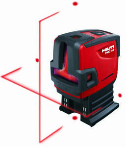 HIlti 411210 Combilaser kit PMC 46 measuring systems / 1 pc
