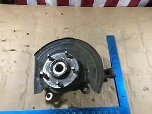 08 09 10 11 12 13 Nissan Rogue Front Right Spindle Knuckle Hub R