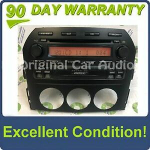2006 - 2008 Miata MX-5 MX5 OEM Bose Premium Sound 6 CD AM FM Radio Receiver