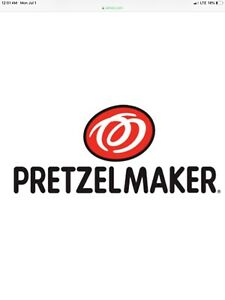 PRICE DROP!!!Newly Remodeled Pretzelmaker Pretzel  Franchise *complete Business