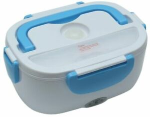 Electric Heating Lunch Box Food Heater Portable Lunch Containers Warming for Hom