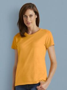 Gildan - Heavy Cotton Women's Short Sleeve T-Shirt - 5000L