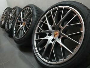 21 Inch Summer Wheels Porsche Panamera 971 Sports Design 971601025D (B274)