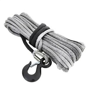 Smittybilt 97715 XRC Synthetic Winch Rope 15000 lb. Rated Line Pull