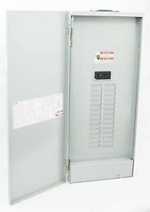 Eaton BR3040B200R Type BR Outdoor Load Center 200 Amp 40 Circuit
