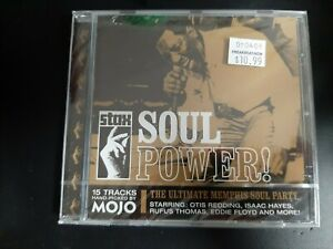 MOJO PRESENT STAX SOUL POWER OTIS REDDING CD
