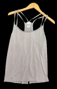 Champion C9 Duo Dry Women's Tank Top Shirt Size Medium Loose Fit Strappy
