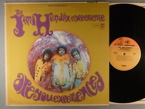 Jimi Hendrix Experience, The  Are You Experienced?   Psych  2 Tone Label
