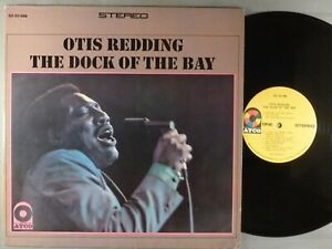 Otis Redding  The Dock Of The Bay    Soul; Funk; R&B   Atco Label