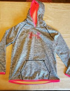 Under Armour Girls Hoodie ~ Size Youth Large