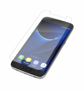 Zagg InvisibleShield Tempered Glass Glass Screen Protector For Galaxy S7