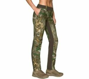 Under Armour Women's Fletching Hunting Pants ~ Size 4 (Small)