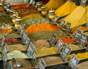 * Silk Road - Spices .Asia  * Domain * The Ancient Silk Road Will Be The Modern