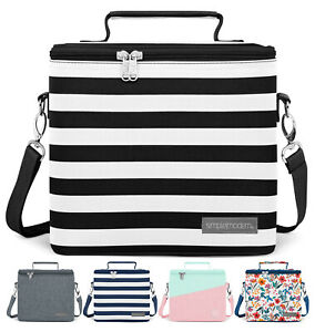 Simple Modern Lunch Bag 4L Blakely for Women amp; Men Insulated Kids Lunch Box $15.99