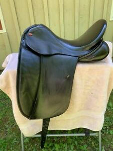 Legato by Hobson Choice Saddlery black MW 17.5 very good condition