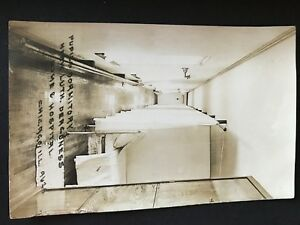 Norwegian Lutheran Deaconess Home and Hospital Chicago Pupils Dormitory RPPC