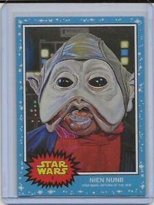 2019 Star Wars DEALERS DELIGHT 48 TOPPS LIVING SET CARDS FROM THE BEGINNING