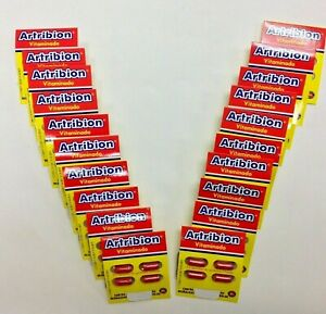 ARTRIBION VITAMINADO 20 SOBRES SIN CAJA 20 PCK WITH NO BOX