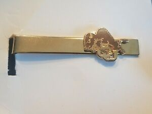 Vintage NOS Colorado University Buffalo's Tie Clip & Tie Tac  Pin