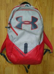 UNDER ARMOUR BACKPACK STORM 1 Gray Red