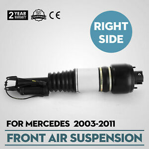 NEW Front Right Air Suspension Air Spring Shock Strut Fits Mercedes CLS E-Class
