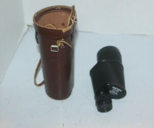 VINTAGE SPOTTING SCOPE HERTERS 10X50