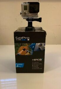 GoPro HERO3+ Black Edition Wi-Fi Camcorder w Dual Battery Charger