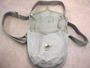 Chinese Army Military Kit Bag Post WWII $7.50